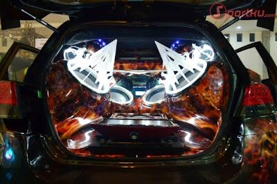 Gambar Mobil Modifikasi Honda