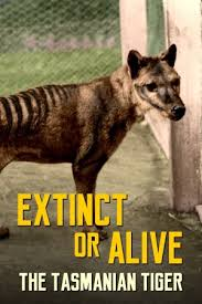 Extinct or Alive: The Tasmanian Tiger