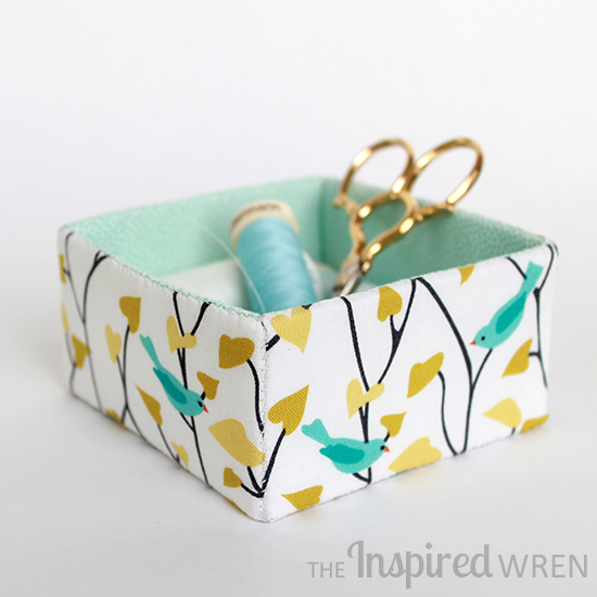 "Short Cube, just one of the many projects from ""Contain It! English Paper-Pieced Accessories"" 
