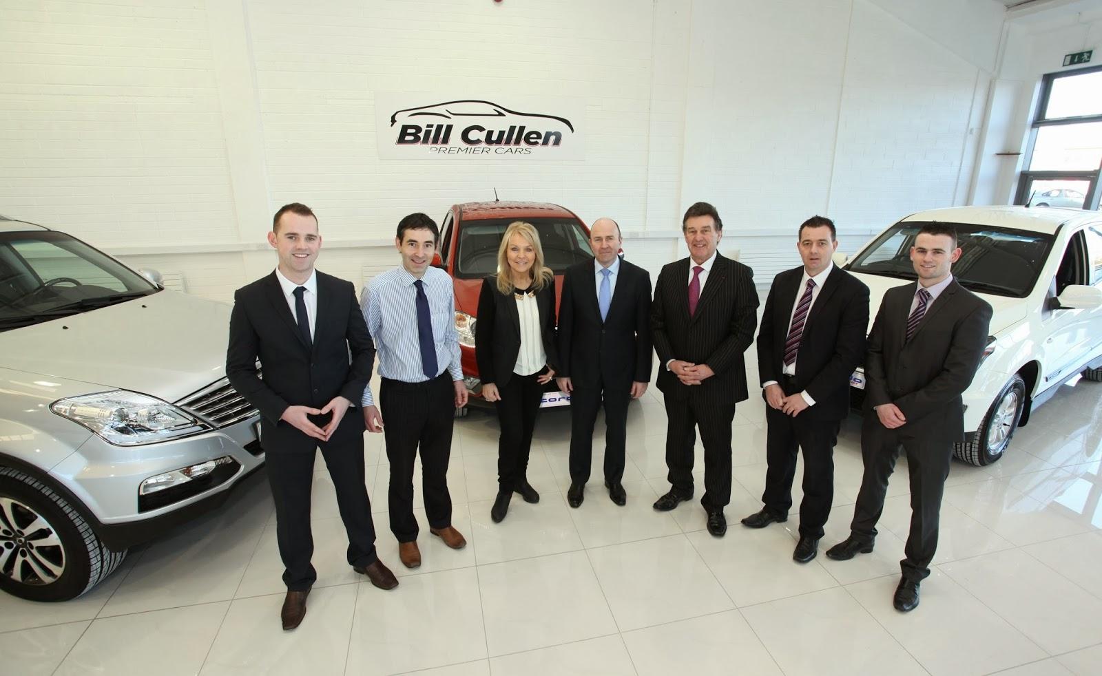 Irish Car Travel Magazine Bill Cullen Off To A Flying