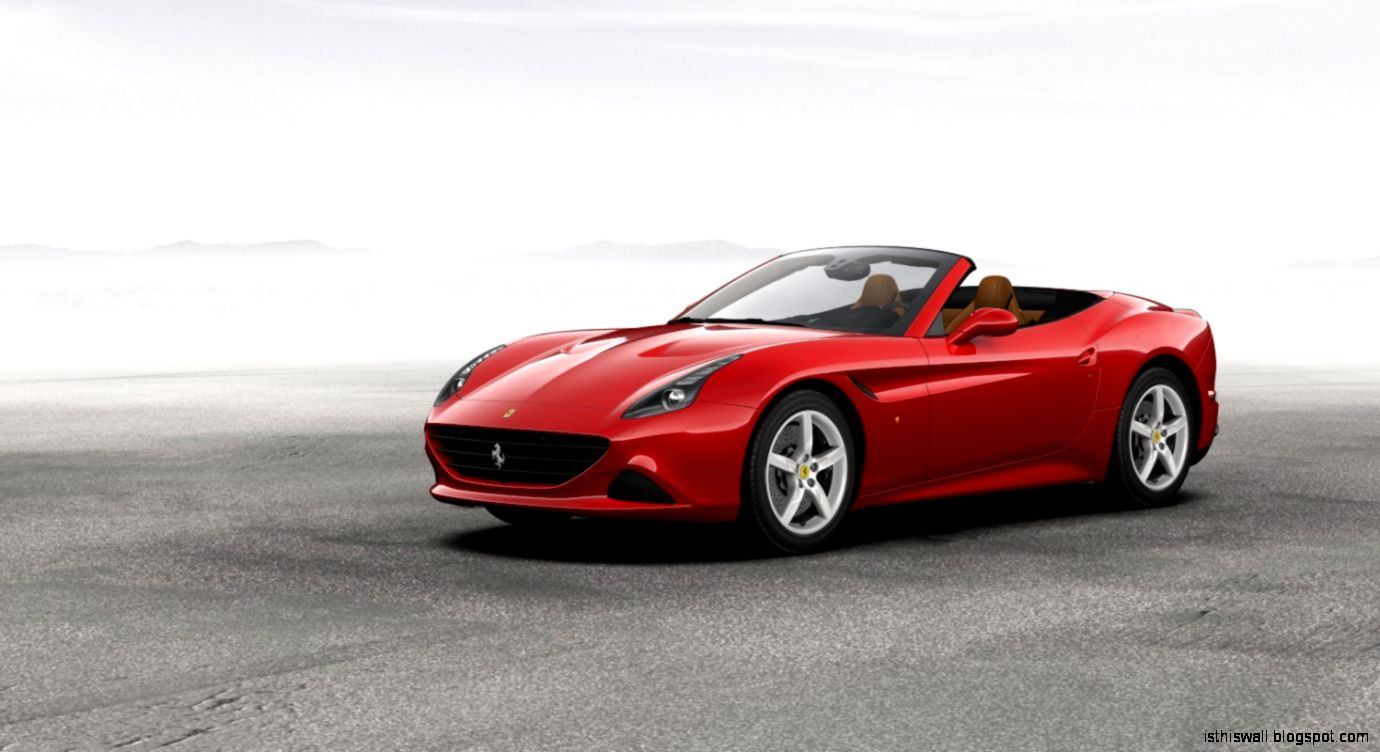 BUILD YOUR OWN FERRARI CALIFORNIA T  FERRARI OFFICIAL WEBSITE
