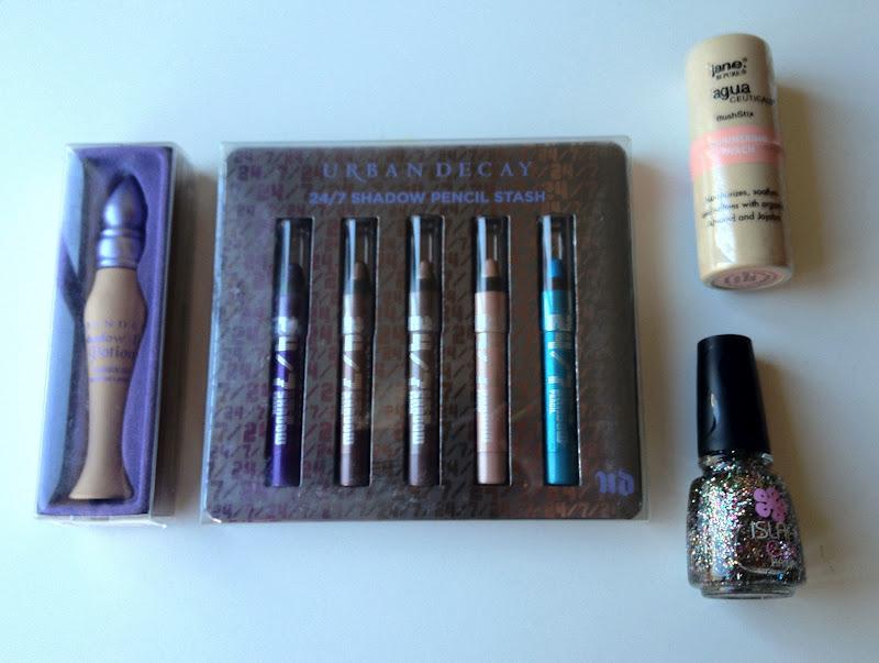 Make-up giveaway! Featuring Urban Decay, Stila, Jane, Island Girl ...