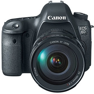 Canon EOD 6D