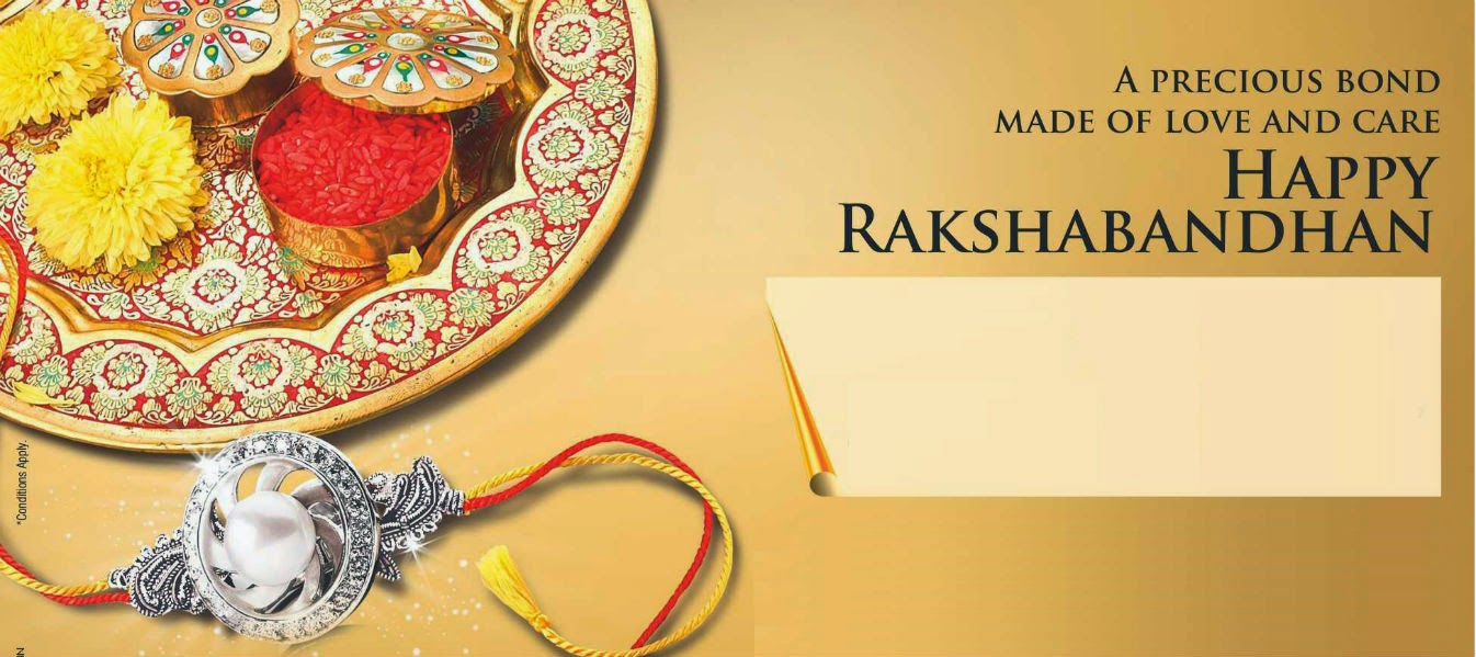 Raksha Bandhan Rakhi 2014 Images And Rakhi Greeting Cards Latest