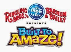 Coming to CHICAGO: Ringling Bros. and Barnum & Bailey Presents Built To Amaze!