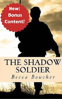 http://www.amazon.com/Shadow-Soldier-Becca-Boucher-ebook/dp/B017E5QYWG/ref=sr_1_1?s=books&ie=UTF8&qid=1452528152&sr=1-1&keywords=The+shadow+soldier