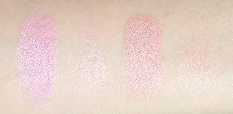 makeup revolution baked blusher Bang Bang You're Dead Hard Day