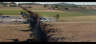 Las consecuencias de los temblores son impactantes.