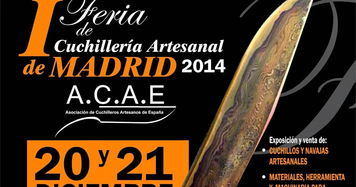 ARMAS BLANCAS 66: - I FERIA DE CUCHILLERIA ARTESANAL DE ...