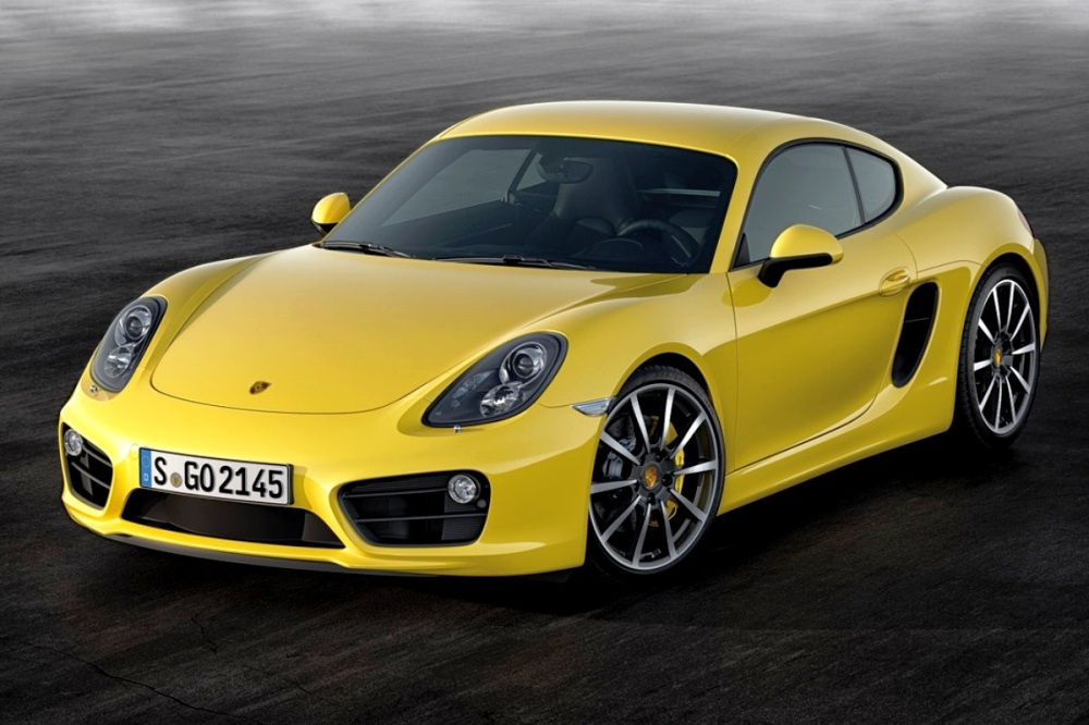 Porsche New Cayman. Majalah Otomotif Online