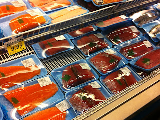 Hawaiian fish case