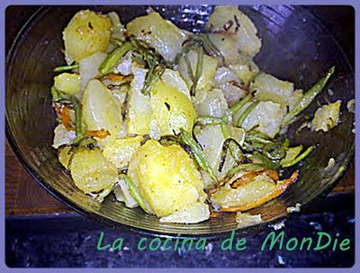 Patatas En El Microondas