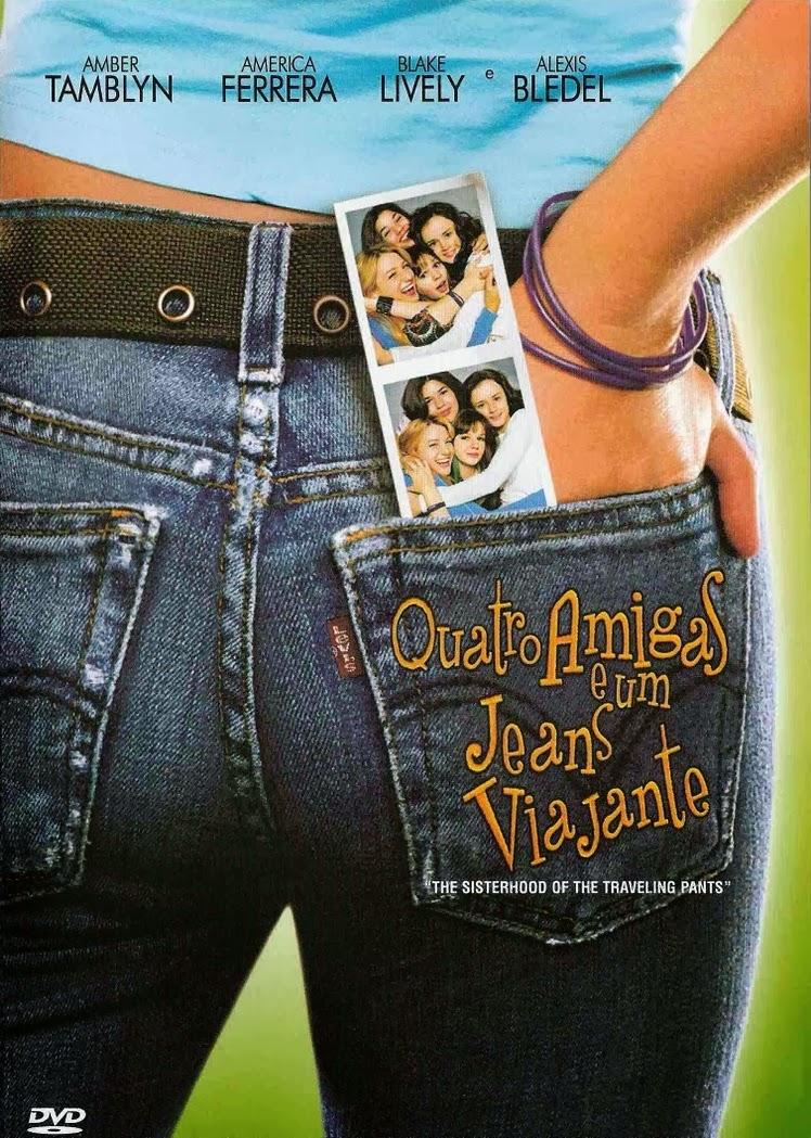 Quatro Amigas e um Jeans Viajante – Dublado (2005)