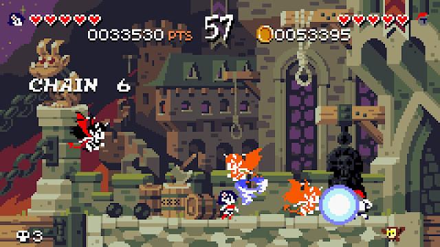 El arcade Curses 'N Chaos también disponible en descarga digital para ordenadores