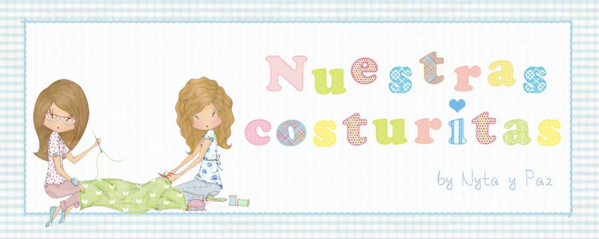 """Nita y Paz """"Nuestras costuritas"""""""