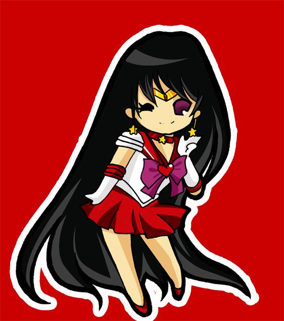 Sailor Mars por tachiik