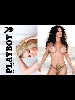 Revista PlayBoy México Junio 2015 Mamacitas del Verano