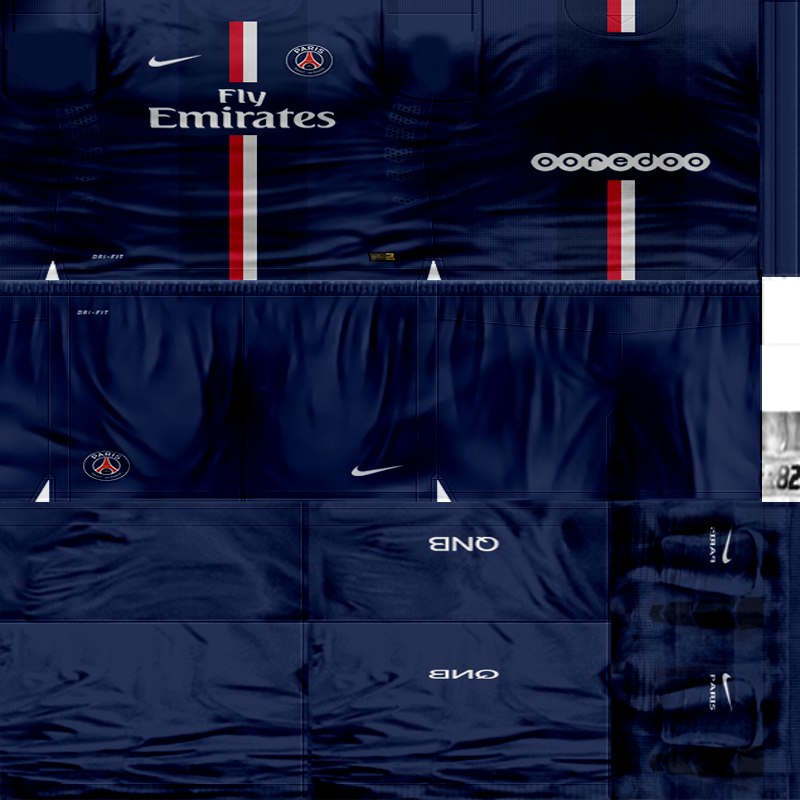 Ultigamerz Pes 2010 Pes 2011 Face: Ultigamerz: PSG 2014-15 FULL GDB KITS PES 6