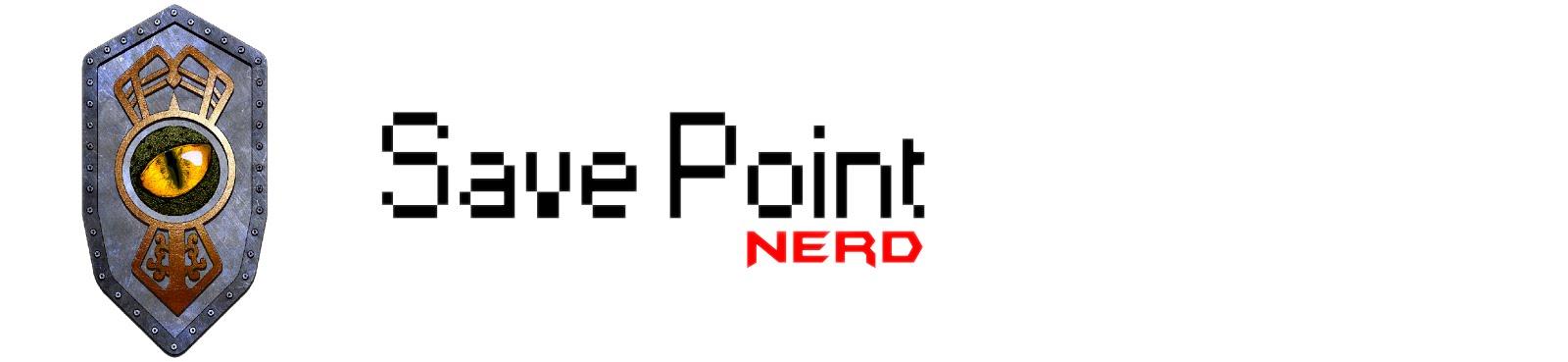 Save Point Nerd