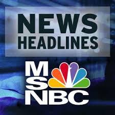 msnbc news live streaming