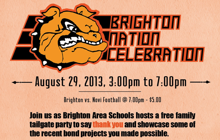 Brighton Nation Celebration
