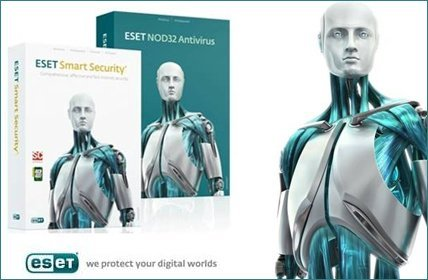 Baixar ESET Smart Security + ESET NOD32 Antivirus 5.0.94.0 Final + Serial