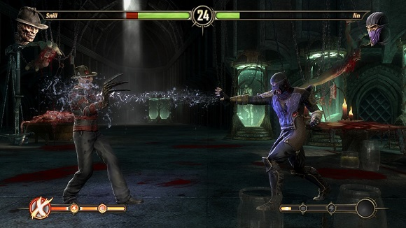 Download Game PC Gratis Mortal Kombat Komplete Editions