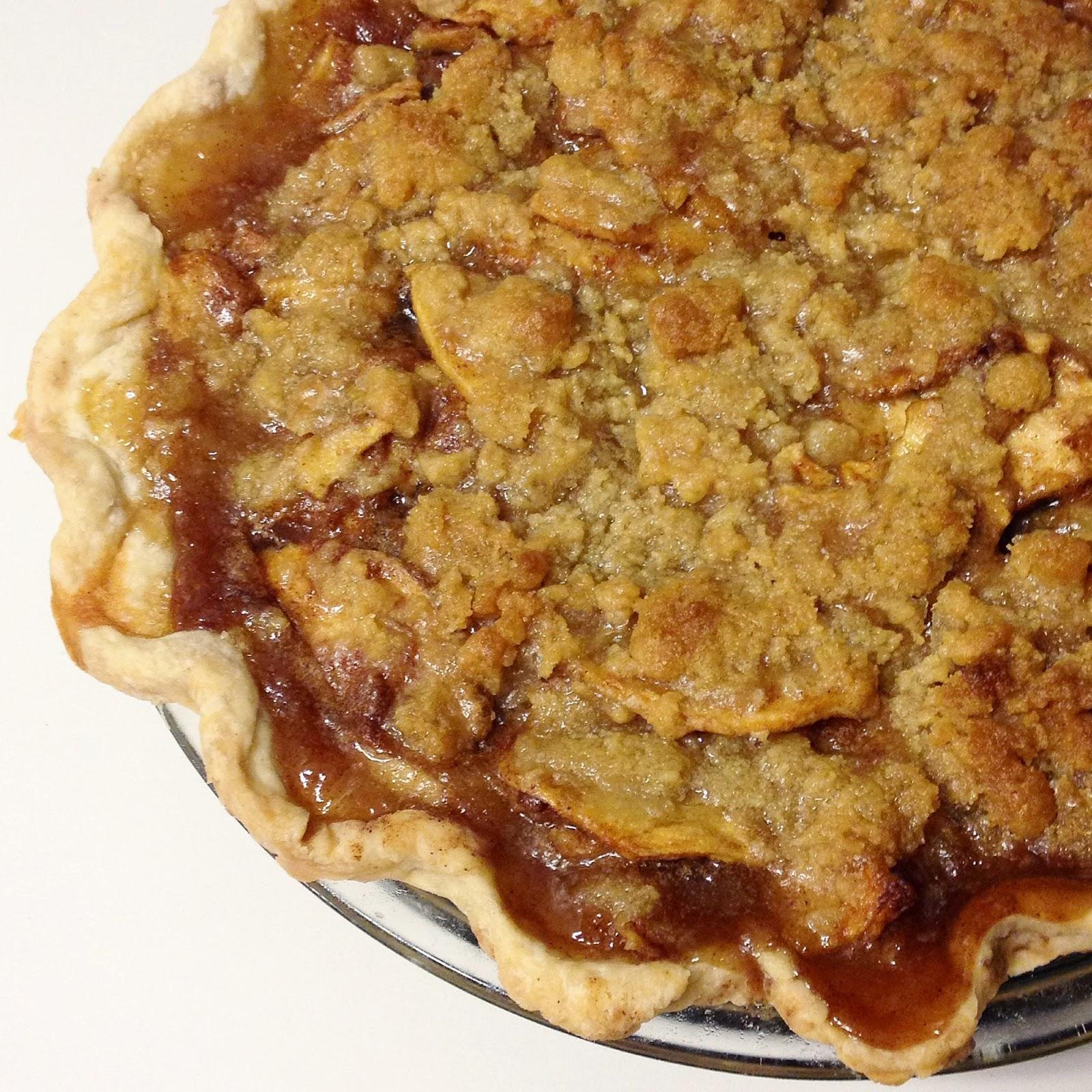 Cinnamon Pie Crust