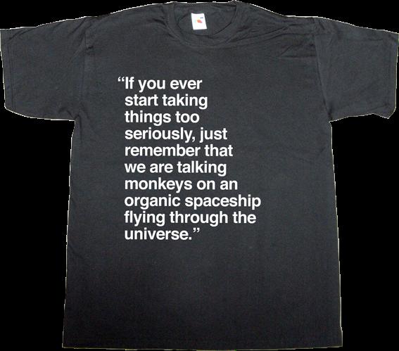 brilliant sentence universe t-shirt ephemeral-t-shirts