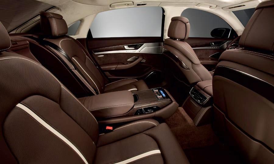 Foto Audi A8 L Interior