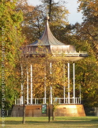 Bandstand Kensington gardens