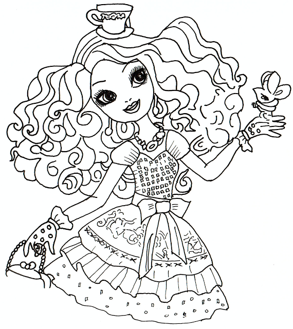 Ever After High \