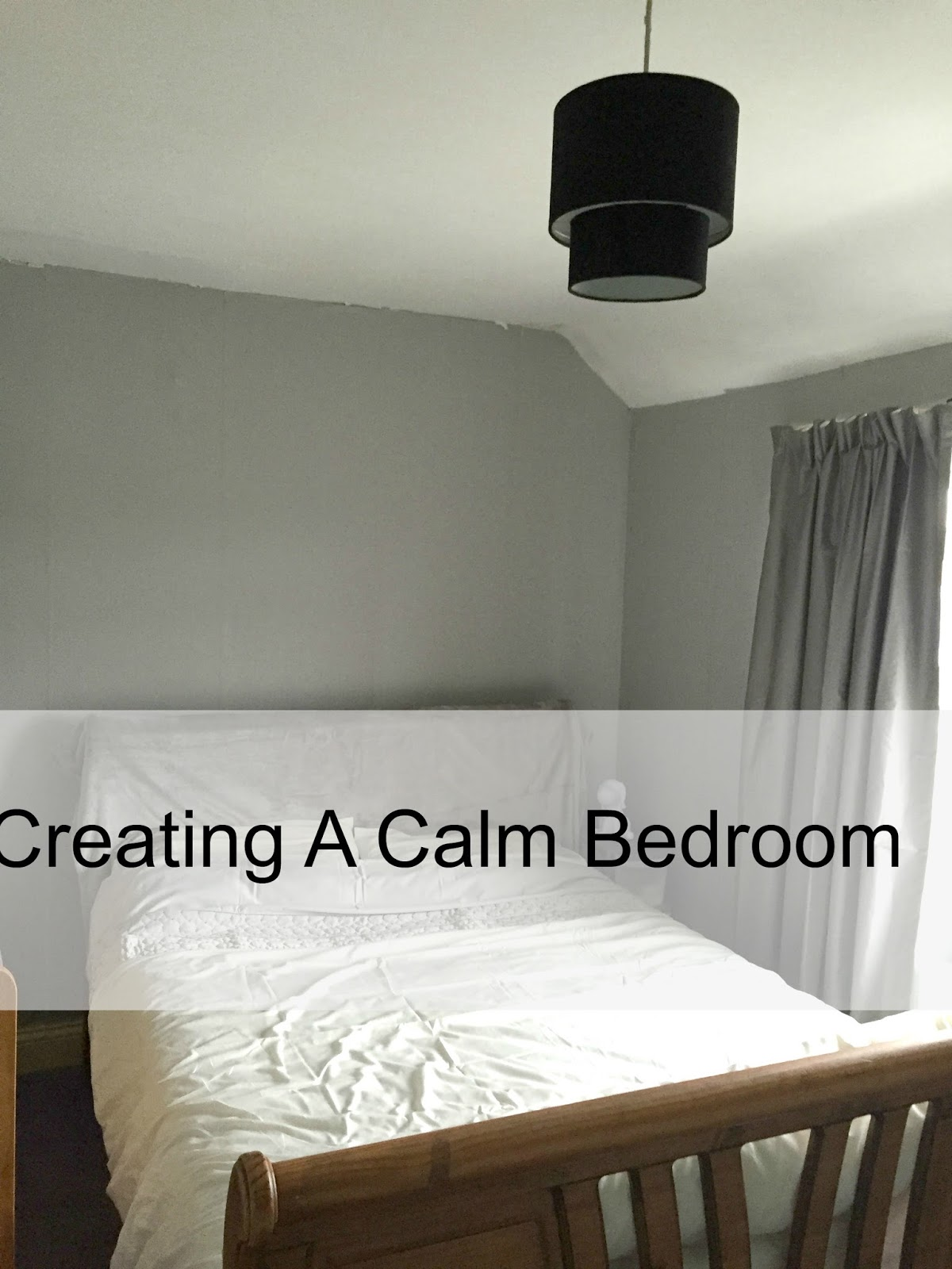 Creating a calming bedroom for national wallpaper week for Calm relaxing bedroom ideas