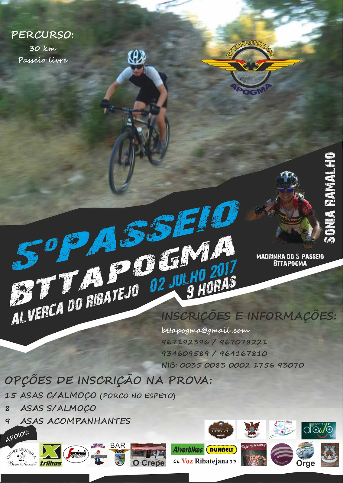 02JUL * ALVERCA DO RIBATEJO