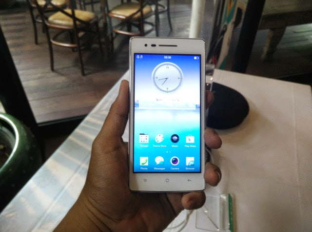 Harga Oppo Mirror 3 - Technogrezz