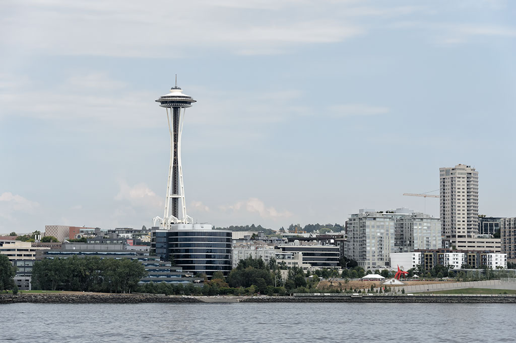 Seattle Waterfront Tour
