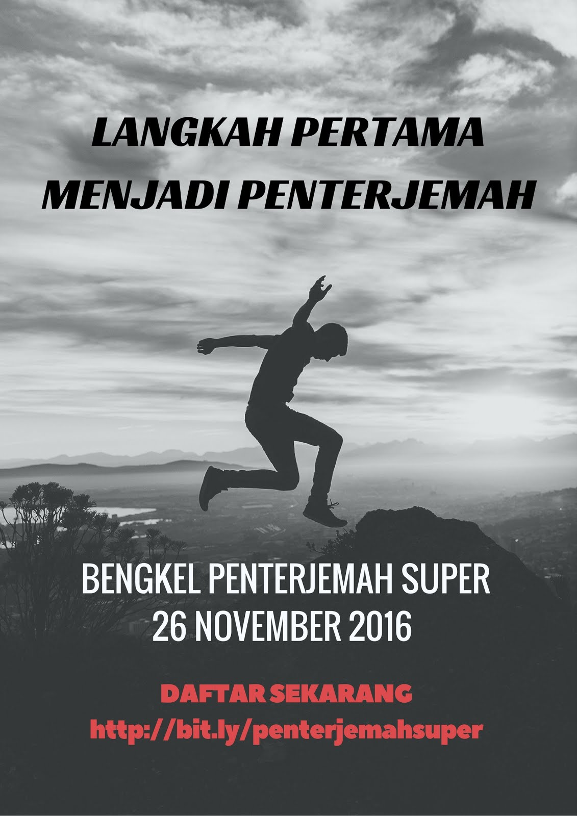 Bengkel Penterjemah Super 26 Nov 2016
