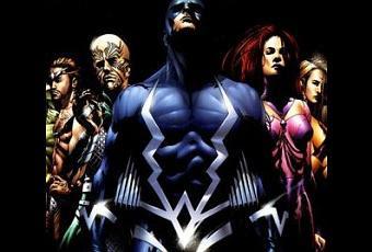 Imagen de Los Inhumanos Marvel
