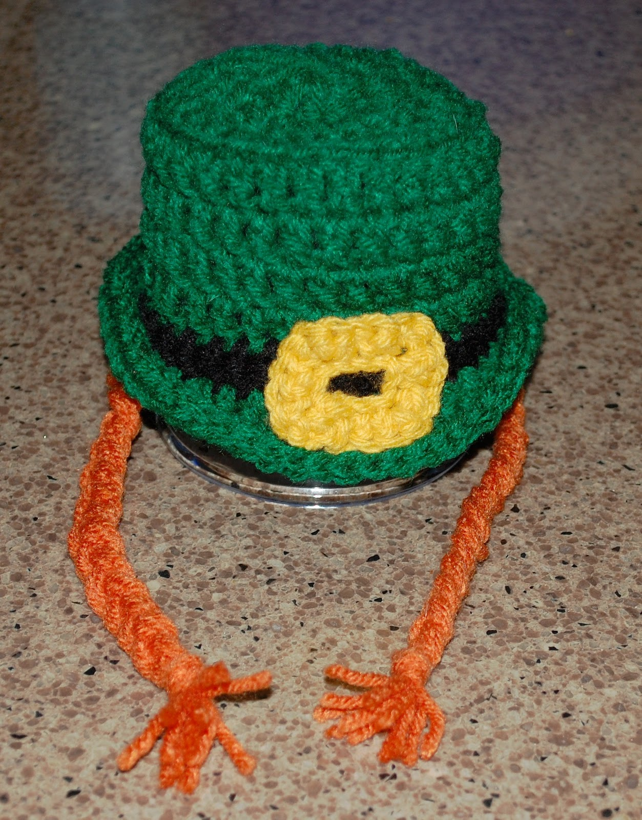 Crochet Pattern Leprechaun Hat : Posh Pooch Designs Dog Clothes: Crochet Pattern ...
