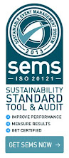 SEMS - Sustainable Event Management System tool