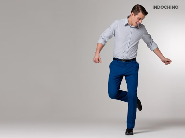 Indochino Chinos