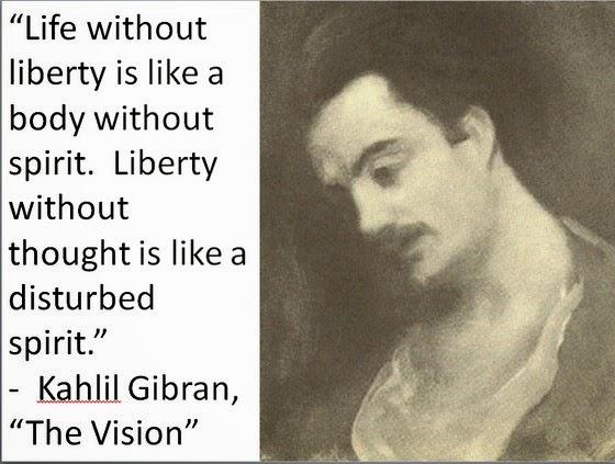 Kata-kata Mutiara Kahlil Gibran
