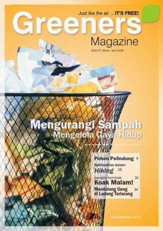 Pustaka Bank Sampah Melati Bersih