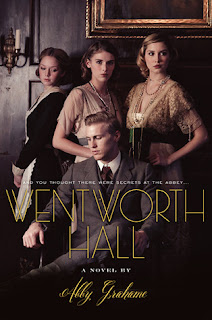 Wentworth Hall Abby Grahame book cover