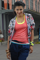 Sruthi Hassan In Seventh Sense Movie