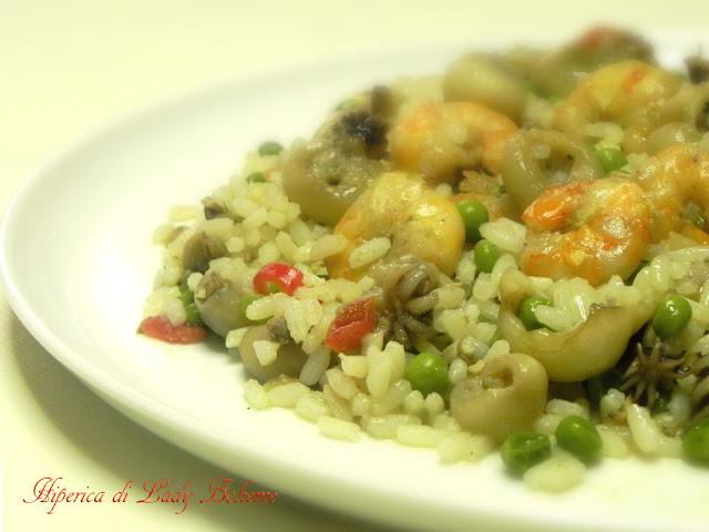 hiperica_lady_boheme_blog_cucina_ricette_gustose_facili_e_veloci_risotto_con_seppie_e_gamberi_2
