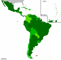 CELAC - Community of Latin American and Caribbean States