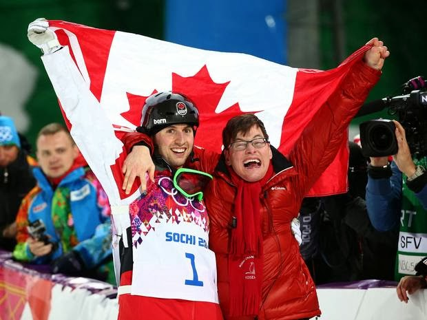 NAMC Montessori values olympic spirit bilodeau with brother