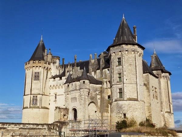 saumur château
