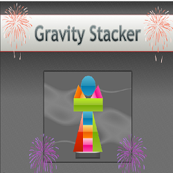 Gravity Stacker (Logical Thinking Physics Game)